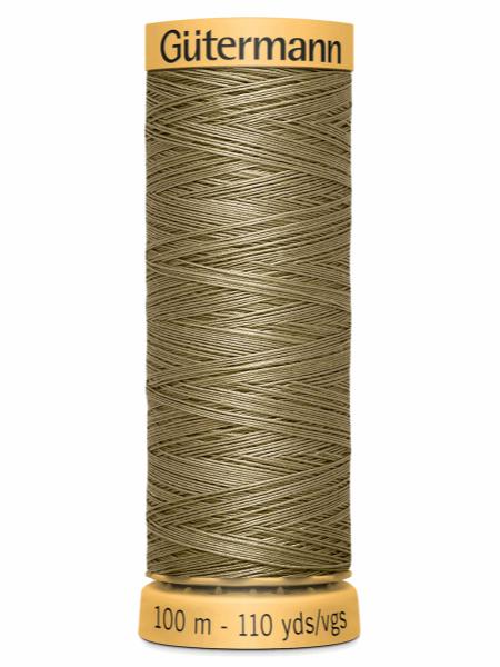 Guttermann Cotton Thread Taupe 1015