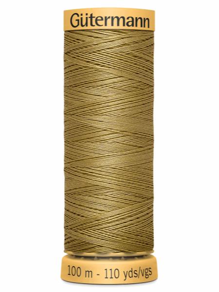 Guttermann Cotton Thread Light Brown 1136
