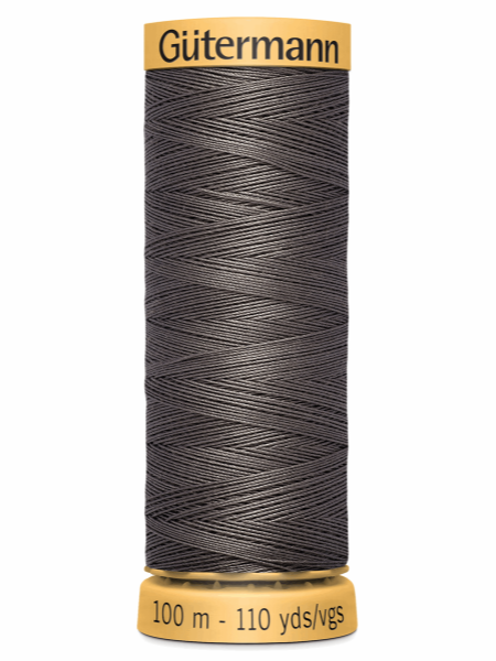 Gutermann Cotton Thread Mink 1414