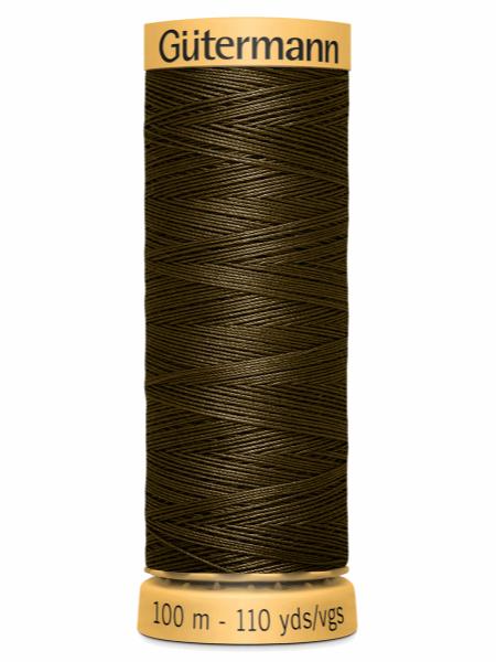 Guttermann Cotton Thread Brown 2960