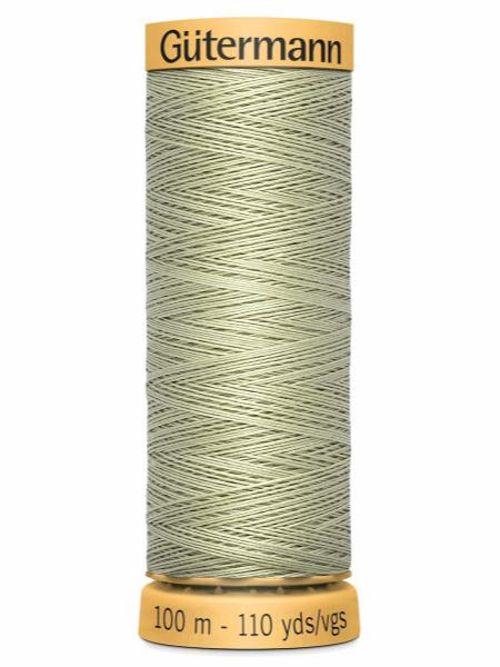 Gutermann Cotton Thread Natural 519