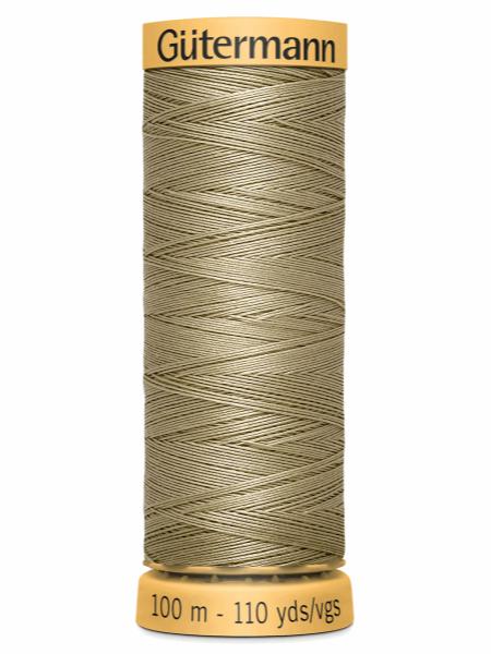 Guttermann Cotton Thread Taupe 816