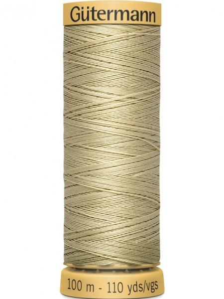 Gutermann Cotton Thread Natural 928