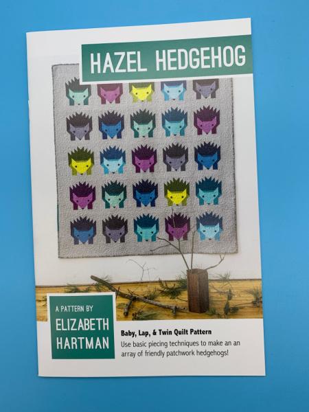 Elizabeth Hartman Pattern Hazel Hedgehog