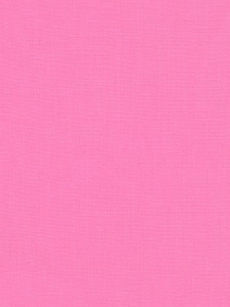 Kona Candy Pink quilting fabric from Rober Kaufmann