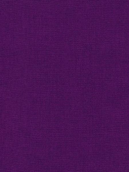 Kona Dark Violet quilting fabric from Robert Kaufmann
