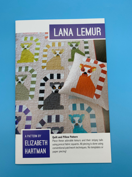 Elizabeth Hartman quilt pattern