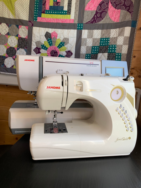 Learn to use your sewing machine