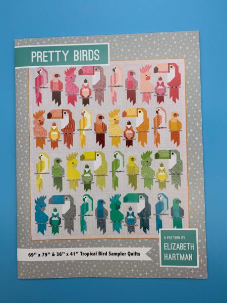 Pretty Birds quilt pattern