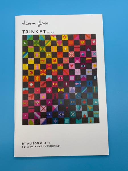 Alison Glass quilt pattern Trinket