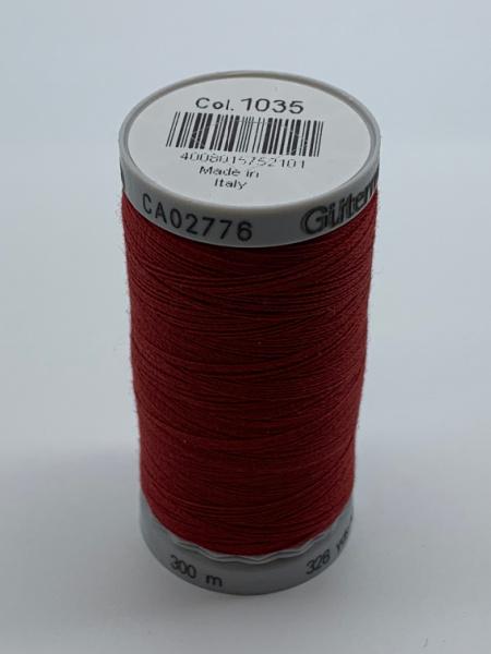 Gutermann Quilting Cotton Thread 1035 Red