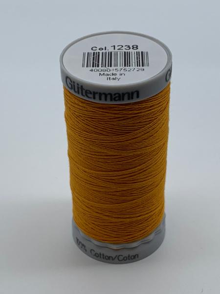 Gutermann Quilting Cotton Thread 1238 Orange