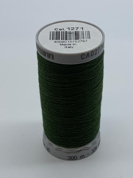Gutermann Quilting Cotton Thread 1271 Green