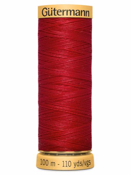 Gutermann Cotton Thread 2074 Red