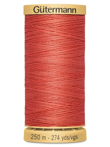 Gutermann Cotton Thread 2166 Salmon