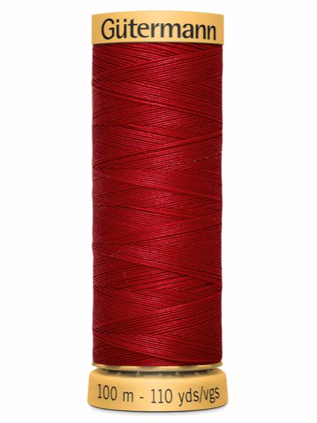 Gutermann Cotton Thread 2364 Red