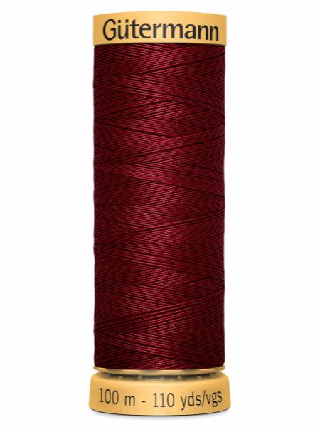 Gutermann Cotton Thread 2433 Rust