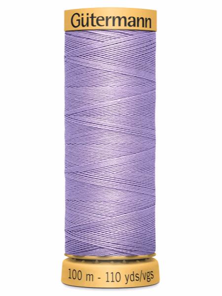 Gutermann Cotton Thread 4226 Lilac