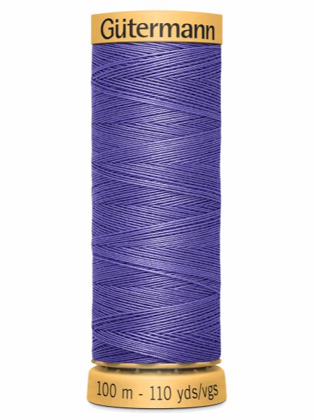 Gutermann Cotton Thread 4434 Purple