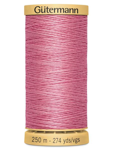 Gutermann Cotton Thread 5110 Pink