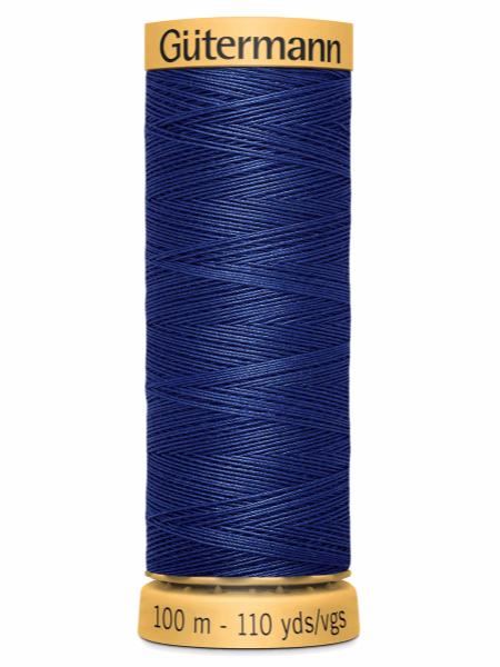 Gutermann Cotton Thread 5123 Blue