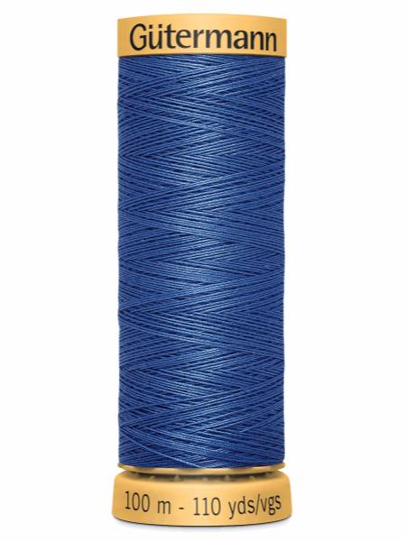 Gutermann Cotton Thread 5133 Blue