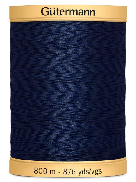 Gutermann Cotton Thread 5322 Navy