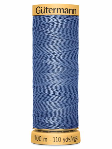 Gutermann Cotton Thread 5325 Blue