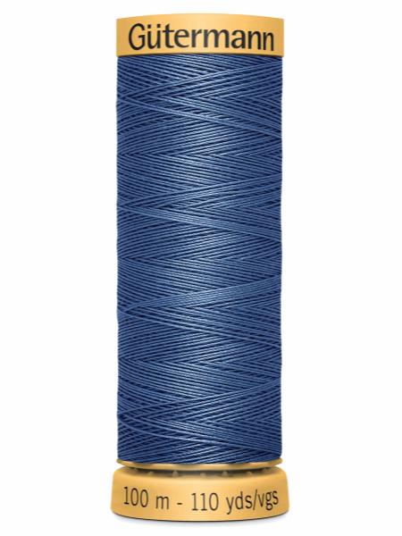 Gutermann Cotton Thread 5624 Blue
