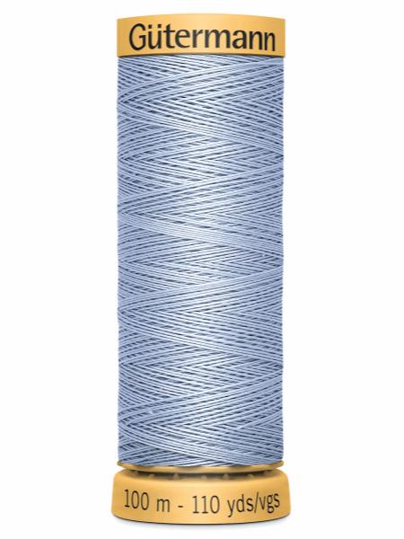 Gutermann Cotton Thread 5726 Blue