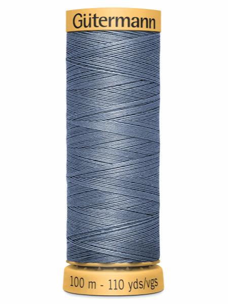Gutermann Cotton Thread 5815 Blue