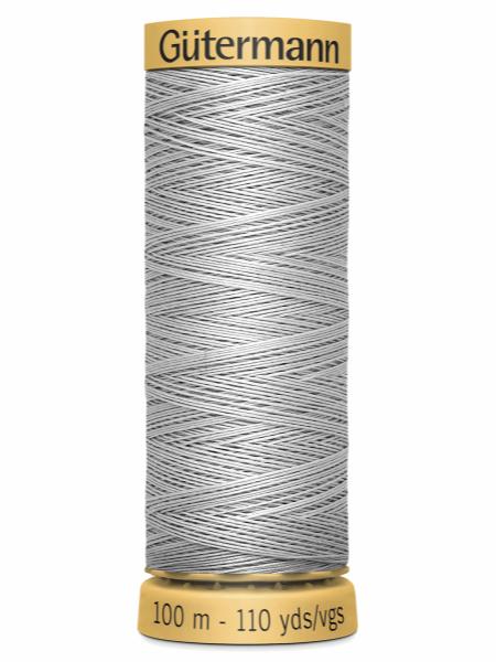 Gutermann Cotton Thread 618 Grey