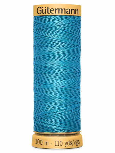 Gutermann Cotton Thread 6745 Turquise