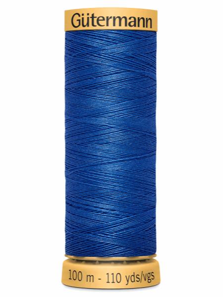 Gutermann Cotton Thread 7000 Blue
