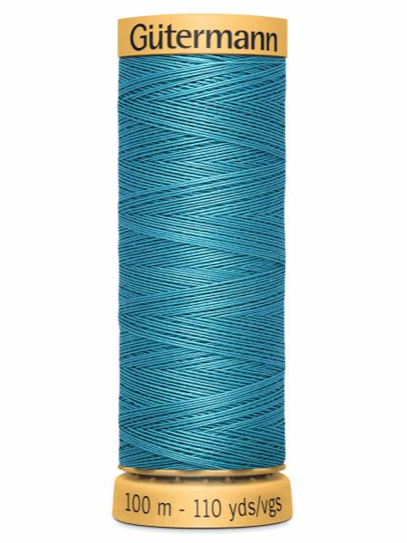 Gutermann Cotton Thread 7235 Turquise