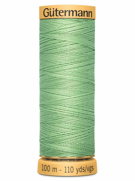 Gutermann Cotton Thread 7880 Green