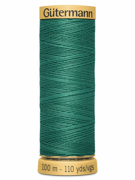 Gutermann Cotton Thread 8244 Green