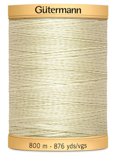 Gutermann Cotton Thread 829 Natural