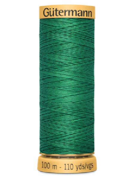 Gutermann Cotton Thread 8543 Green