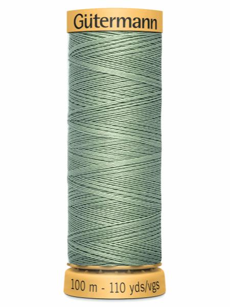 Gutermann Cotton Thread 8816 Green