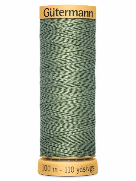 Gutermann Cotton Thread 9426 Green