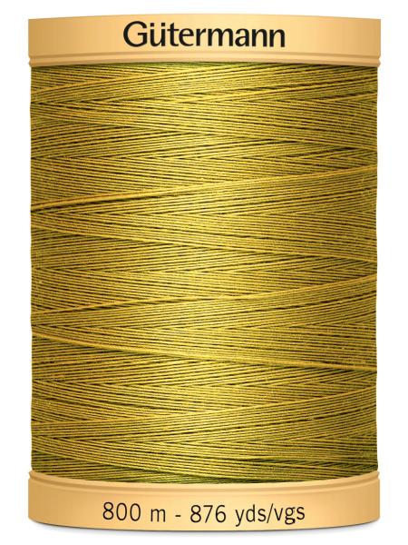 Gutermann Cotton Thread 956 Greeny Yellow
