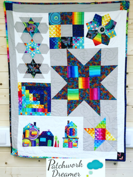 Beginners Hand Sewn Patchwork and Quilting Classes