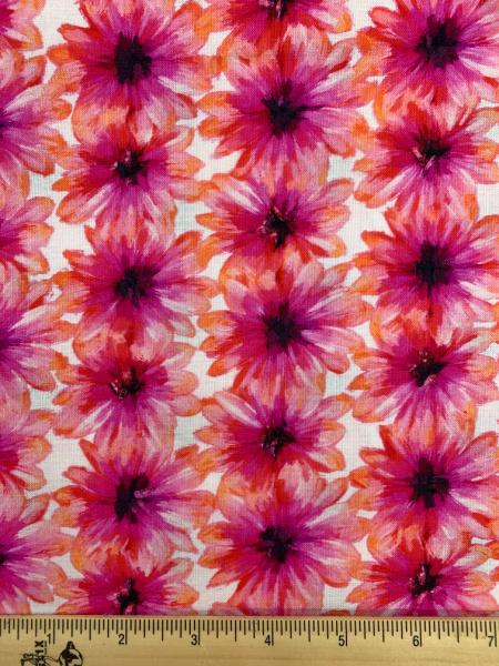 Blooming Flowers from Blooming Beauty by Greta Lynn for Kanvas Studio Benartex