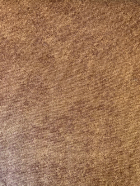 Spraytime Conker Quilting Fabric from Makower