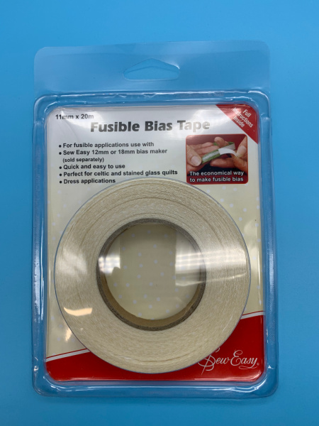 Fusible Bias tape from Sew Easy
