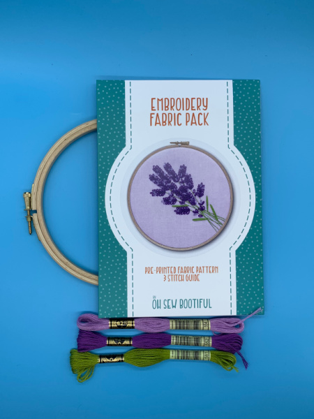 Embroidery Pack From Oh Sew Bootiful