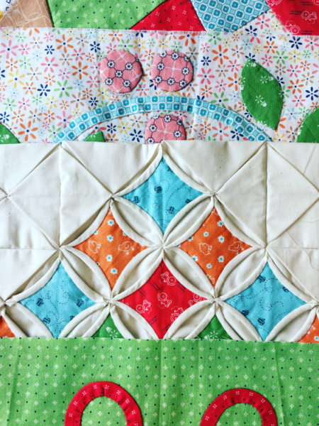 Next steps in Hand Worked Patchwork