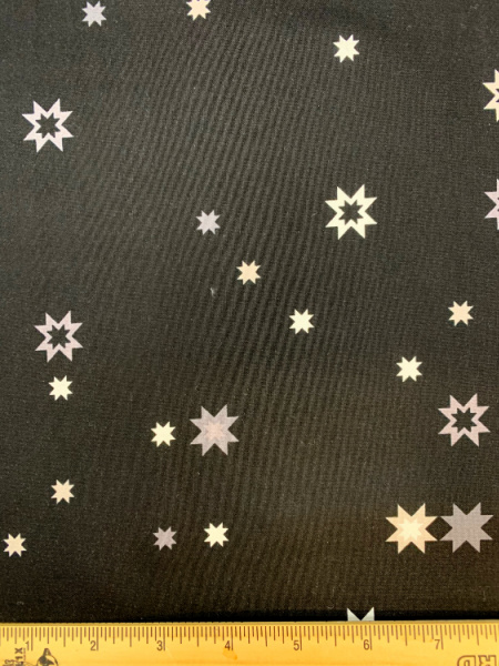 North Star in Moonless by libs Elliott for Andover fabrics