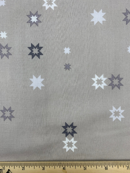 North Star in colour Canvas by libs Elliott for Andover fabrics